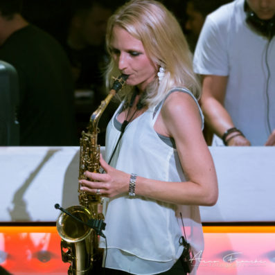 Saxofoniste Kirsten - Bulldog
